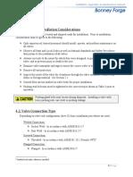 BF - IOM Manual - Forged Steel Valves