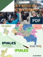 Migrantes Venezolanos 2018 Colombia