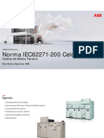 Norma IEC62271-200 Celdas de Media Tensión ABB