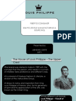 The House of Louis Philippe – the Upper Crest