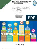 TEORIA DE LA VENTAJA COMPETITIVA DE MICHAEL PORTER (1)