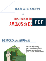 historia de salvacion