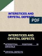 Crystal Defect