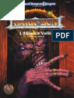 AD&D2 - L'Alliance voilée