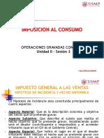 UNIDAD II Sesion 3 OK - Imposicion al Consumo - FSS