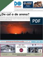 Semanario El Mundo (Berisso) 2 a 8 septiembre 2016