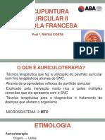 Auriculo Francesa
