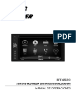Bt4520 Manual