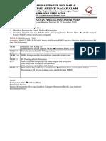 Perencanaan Perbaikan Standar Pmkp 25 Nov 2019