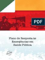 2014 Brasil Plano Resposta Emergencia Saude Publica