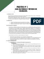 Morfología Bacteriana y Métodos de Coloración. 3