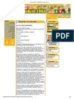Ley de Hidrocarburos - Bolivia 1996