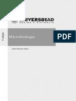 Livro Microbiologia