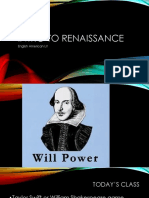Intro to Renaissance