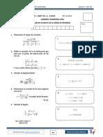examen mat101