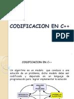 Codificacion de Algoritmos Con Estructuras Secuencial