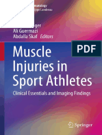 Muscle Injuries in Sport Athletes Clinical Essentials and Imaging Findings 2017