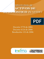 DECRETO 3770 de 2004 Reactivos-De-Diagnostico