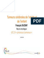 UE29_Ducray_TumeursCerebrales