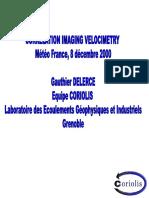 Meteo France techniques