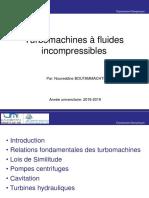 Turbomachine Intro