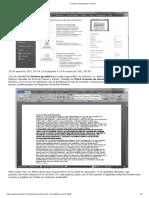 PC ACTUAL - Fuentes Compatibles en Word