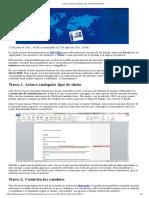 PC ACTUAL - Saca El Máximo Partido a Tus Documentos Word
