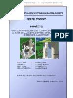 Perfil Biogestor Zona Norte