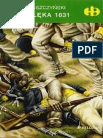 Historyczne Bitwy 197 - Ostrołęka 1831, Michał Leszczyński.pdf