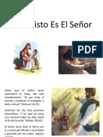 EL SEÑORIO DE CIRSTO