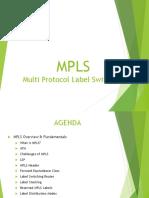 Workshop MPLS