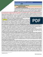 Informativos Resumidos - STF At_ 952