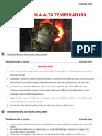 corrosion a alta temperatura