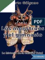 Los monstruos y el gimnasio - Alberto Galgano