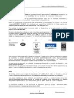 Ficha Tecnica de Andamios Multidireccionales Doka Scaff