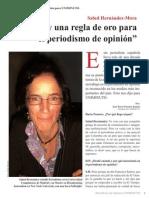 Entrevista Salud