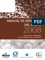 Manual de beneficio del cacao