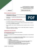 T01 - Historia DD. HH.