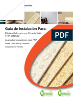 Instalación de papel tapiz