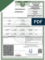 Acta de Nacimiento CARL741214HYNNCS02