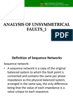 Analysis of Unsymmetrical Faults_1
