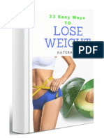 33_Easy_Ways_to_Lose_Weight_Naturally