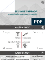 Slides Análise SWOT Cruzada