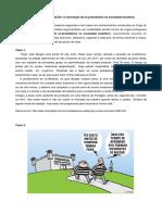 A Reinserção de Ex-presidiários Na Sociedade Brasileira