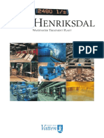 THE HENRIKSDAL WASTEWATER TREATMENT PLANT