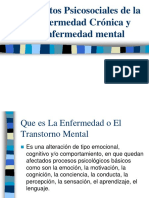 ASPECTOS PSICOLOGICOS Y SOCIALES DE LAS ENFERMEDADES CRONICAS (4)