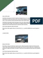 Case Studies for Design Train Station