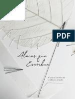 Libro Almas Que Escriben Vidas en Medio Del Conflicto