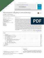 Convergent Plate Margin Processes Through Time, Sedimentation, Magmatism and Metamorphism