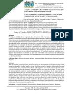 A INTERFERÊNCIA DA AÇÃO ANTRÓPICA NA MODIFICAÇÃO DO CENÁRIO URBANO NO MUNICÍPIO DE BOCAINA-PI